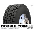 ТОВАРНИ ГУМИ Double Coin RLB450 315/70R22.5 154/150L